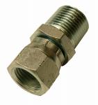 Apache Hose & Belting 39039198 3/8Malex3/8Fem Adapter