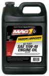 Warren Distribution MG01543P Mag1 GAL 15W40 Dies Oil