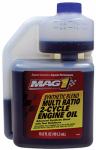 Warren Distribution MG060218 Mag 15.6OZ 2Cyc Synthetic Oil