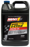 Warren Distribution MG06104P Marine 2-Cycle Engine Oil, 1-Gal.
