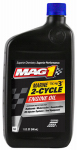 Warren Distribution MG0350P6 Marine Engine Oil, 2-Cycle, 1-Qt.