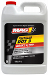 Warren Distribution MG20BF3P Dot 3 Premium Brake Fluid, 1-Gal.