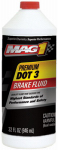 Warren Distribution MG20BFPL Dot 3 Premium Brake Fluid, 1-Qt.