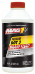 Warren Distribution MGBF0122 Dot 3 Premium Brake Fluid, 12-oz.