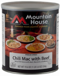 Big Rock Sports 30128 Freeze-Dried Chili Mac With Beef, 1.9-Lb.