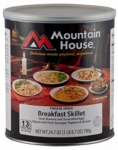 Big Rock Sports 30482 Freeze-Dried Breakfast Skillet, 2.25-Lb.