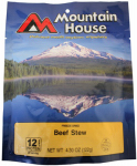 Big Rock Sports 53114 Freeze-Dried Stew With Beef, 4.3-oz.