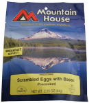 Big Rock Sports 53447 Freeze-Dried Scrambled Eggs And Bacon, 2.25-oz.