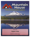 Big Rock Sports 53536 Freeze-Dried Apple Crisp, 4.59-oz.