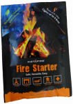 Insta Fire IF3PKFS Firestarter Pouches, 2.2-oz. 3-Pk.