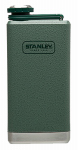Pmi Worldwide 10-01564-001 Adventure Flask, Green Stainless Steel, 8-oz.