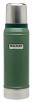 Pmi Worldwide 10-01612-001 Thermal Vacuum Bottle, Green Stainless Steel, 25-oz.