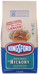 Kingsford Products 31241 Charcoal Briquettes, Hickory-Flavor, 14.6-Lb.