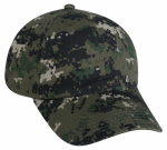 Maurice Sporting Goods DC-660-OLV Mossy Outdoor Digital Camouflage Hat, One Size