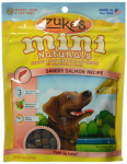 Phillips Pet Food Supply 33554 Dog Treats, Mini, Salmon, 6-oz.