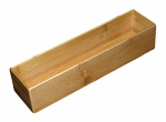 Totally Bamboo 20-7562 Drawer Organizer, Bamboo, 3 x 12-In.