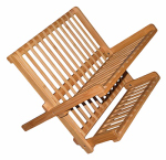 Totally Bamboo 20-8517 Dish Rack, Bamboo