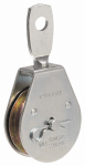 Apex Tools Group T7550301 PULLEY,HD,SGL,SWL EYE,1-1/2""