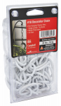 Apex Tools Group 5979630 CHAIN,10' WHITE, Decorator or Decoration PKG