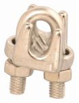 Apex Tools Group T7633003 WIRE ROPE CLIP,3/16""