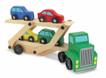 Melissa & Doug 4096 Car Carrier, Wooden