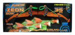 Ozwest FT811-O Zeon Bow Set, Light-Up/Suction-Cup Arrows