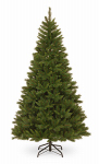 National Tree Co-Import OX4-501-75 Artificial Christmas Tree, Oxford Pine, Hinged, 7.5-Ft.