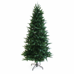 Polygroup Limited TV15077 Artificial Pre-Lit Christmas Tree, Southern Spruce, 400 Color-Changing Lights, 7-Ft.