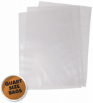 Weston Products 30-0101-RT Realtree Vacuum Sealer Bags, 100-Count, 8 x 12-In.