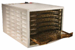 Weston Products 75-0101-RT Realtree Dehydrator, 8-Tray