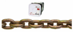 Apex Tools Group T0510426 TRANSPORT CHAIN,1/4,Y/C,65'/SQ PL