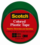 3M 191GN 1-1/2 x 125-Inch Green Plastic Tape