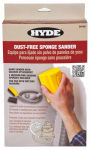Hyde Tools 09160 Dust-free Sponge Sander