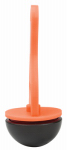 Allen 15443 Take-A-Hit Target, Stand Up Bowling Pin, Orange