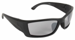 Allen 22762 Meta Ballistic Shooting Glasses, Smoke Mirror Lens