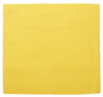Allen 70569 Cleaning Cloth, Yellow Silicone