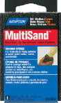 Norton Abrasives/St Gobain 07660749502 Small Area Fine/Medium Sanding Sponge