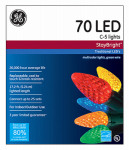 Nicolas Holiday GE90225 GE70LT Mul C5 LED Set