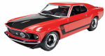 Round 2 CP7315/06 1969 Ford Mustang Boss 302, Collectible Bank, 1:25 Scale
