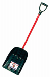 Bully Tools 92400 Snow / Mulch Scoop, Fiberglass Handle