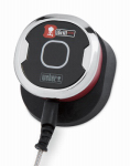 Weber-Stephen Products 7202 iGrill Bluetooth Mini Cooking Thermometer, Single Probe