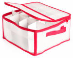 Dyno Seasonal Solutions 78012-1CC Ornament Storage Box, Opaque