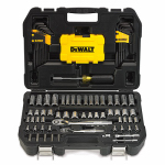 Stanley Consumer Tools DWMT73801 Mechanics Tool Set, 108-Pc.