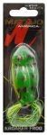 Maurice Sporting Goods MTZ-CF-31 Fishing Lure, Kroaker Natural Frog