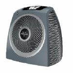 Vornado Heat EH1-0097-71 Personal Vortex Heater With Remote, 2 Settings
