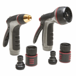Melnor T200201GTQC Quick Connect Nozzle Set, 2-Pk.