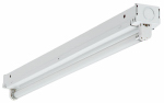 Cooper Lighting MLS5214LP Fluorescent Strip Light, T5, 1-Lamp, 120-Volt, 2-Ft