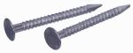 "Hillman Fasteners 461263 Drywall Ring Shank Nail 1 5/8"" 5lb box"