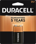 Duracell Distributing Nc MN1604B1Z 9V Alkaline Battery