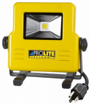 Alert Stamping & Mfg LFC10 LED Work Light, Adjustable Stand, Rainproof